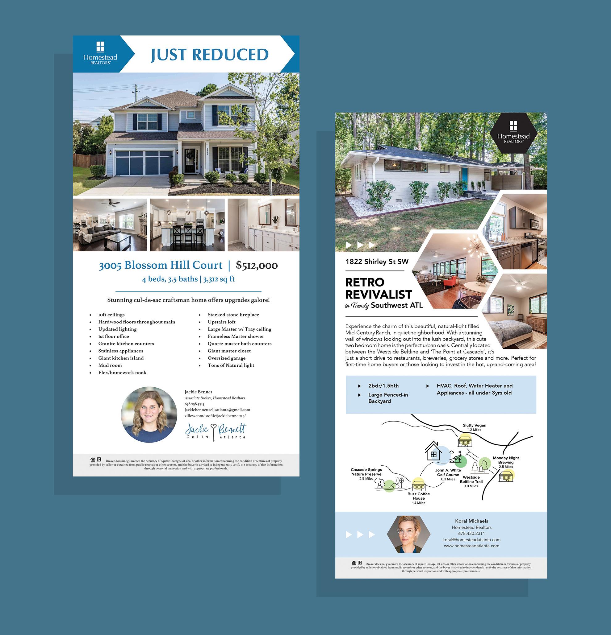 homestead marketing asset