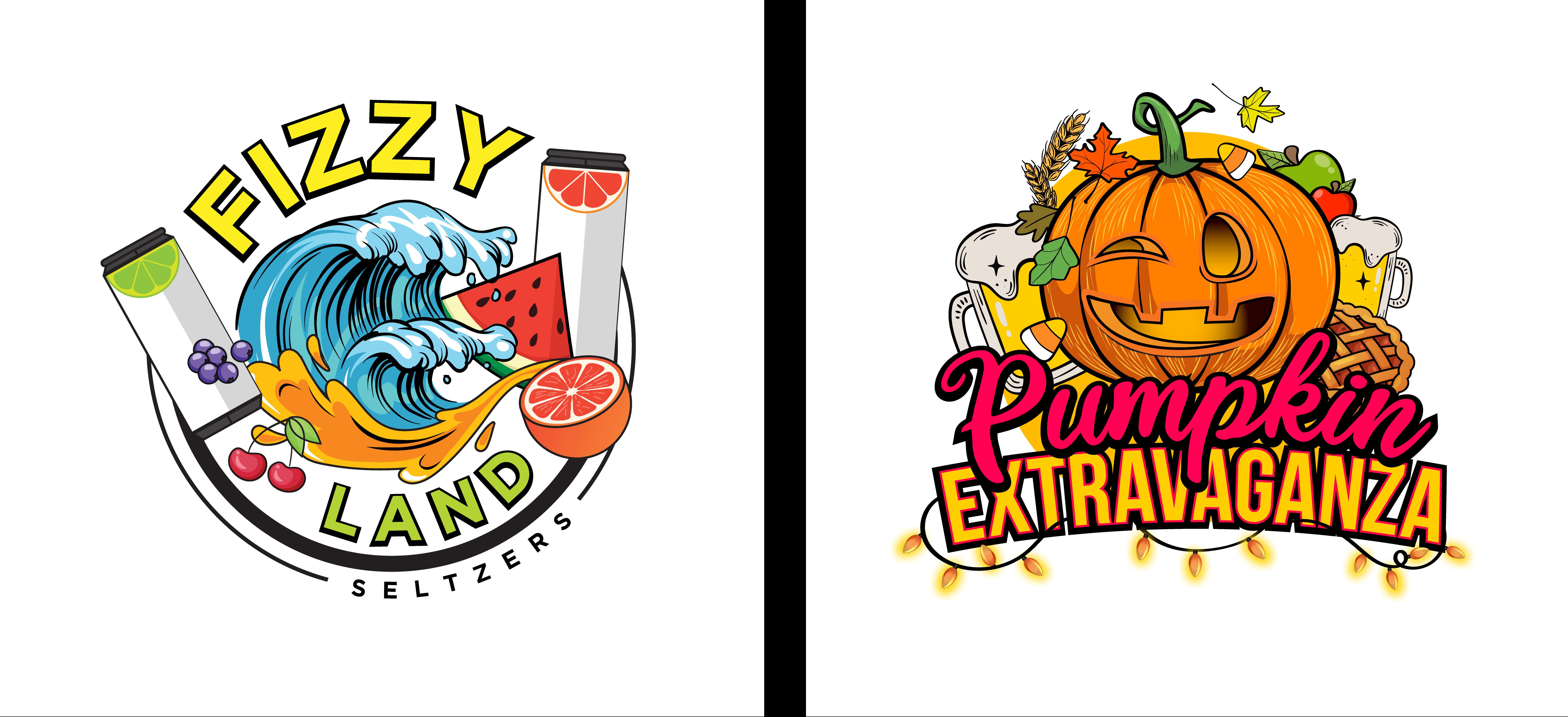 Fizzy Land and Pumpkin Extravaganza by Dekree Stuidos
