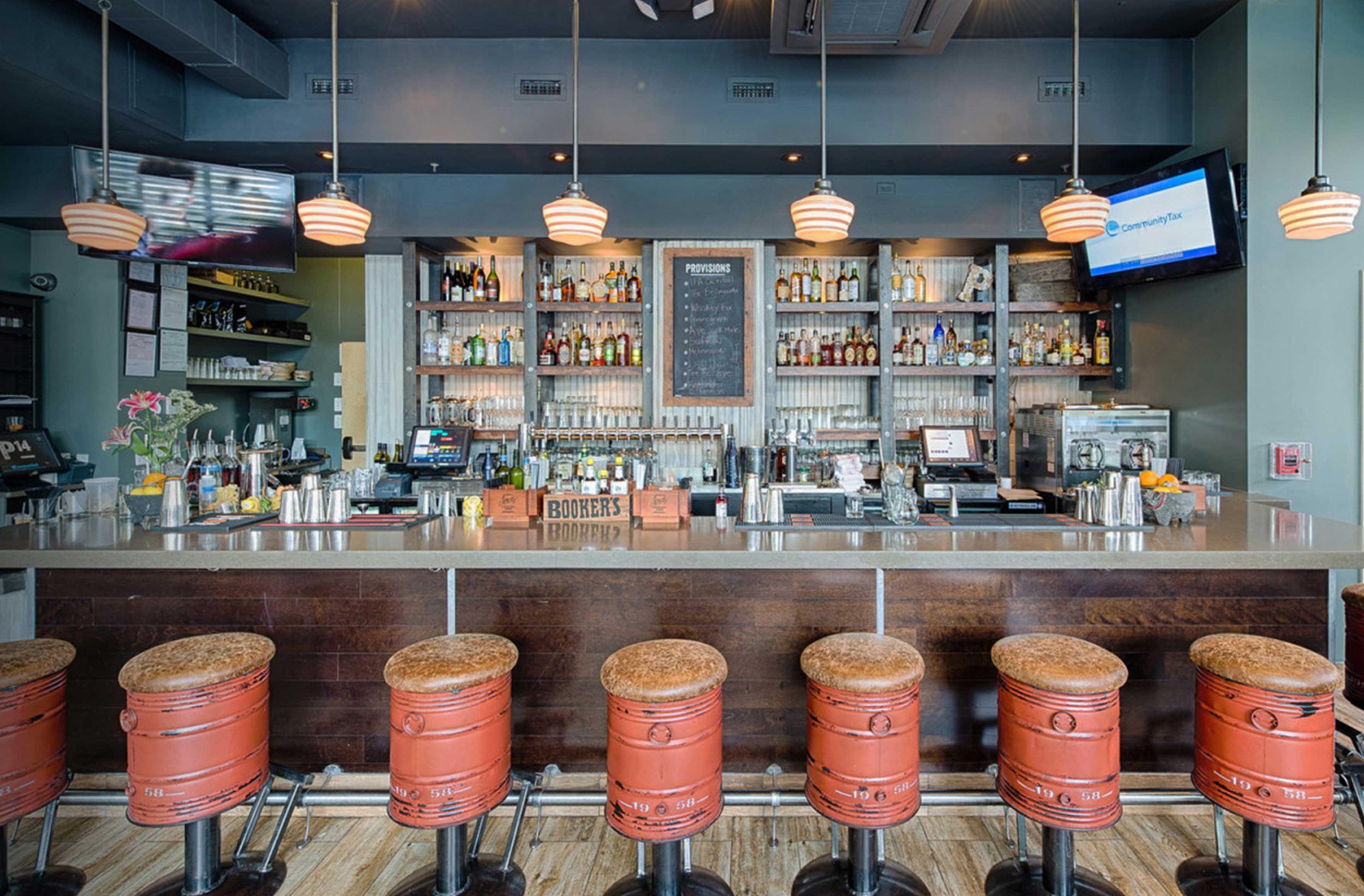 provisions bar
