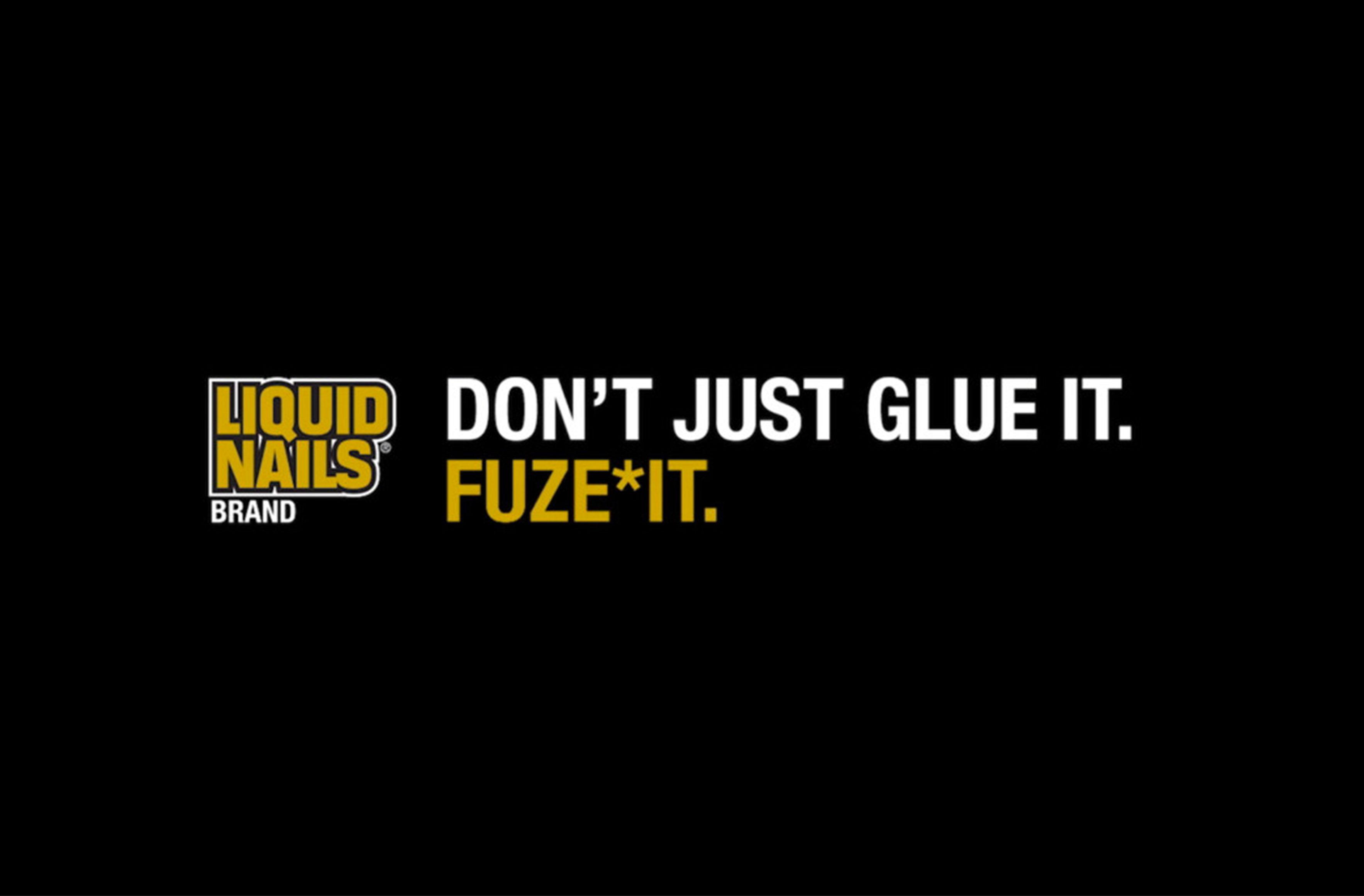 Don't Just Glue It. Fuze It by Dekree Studios