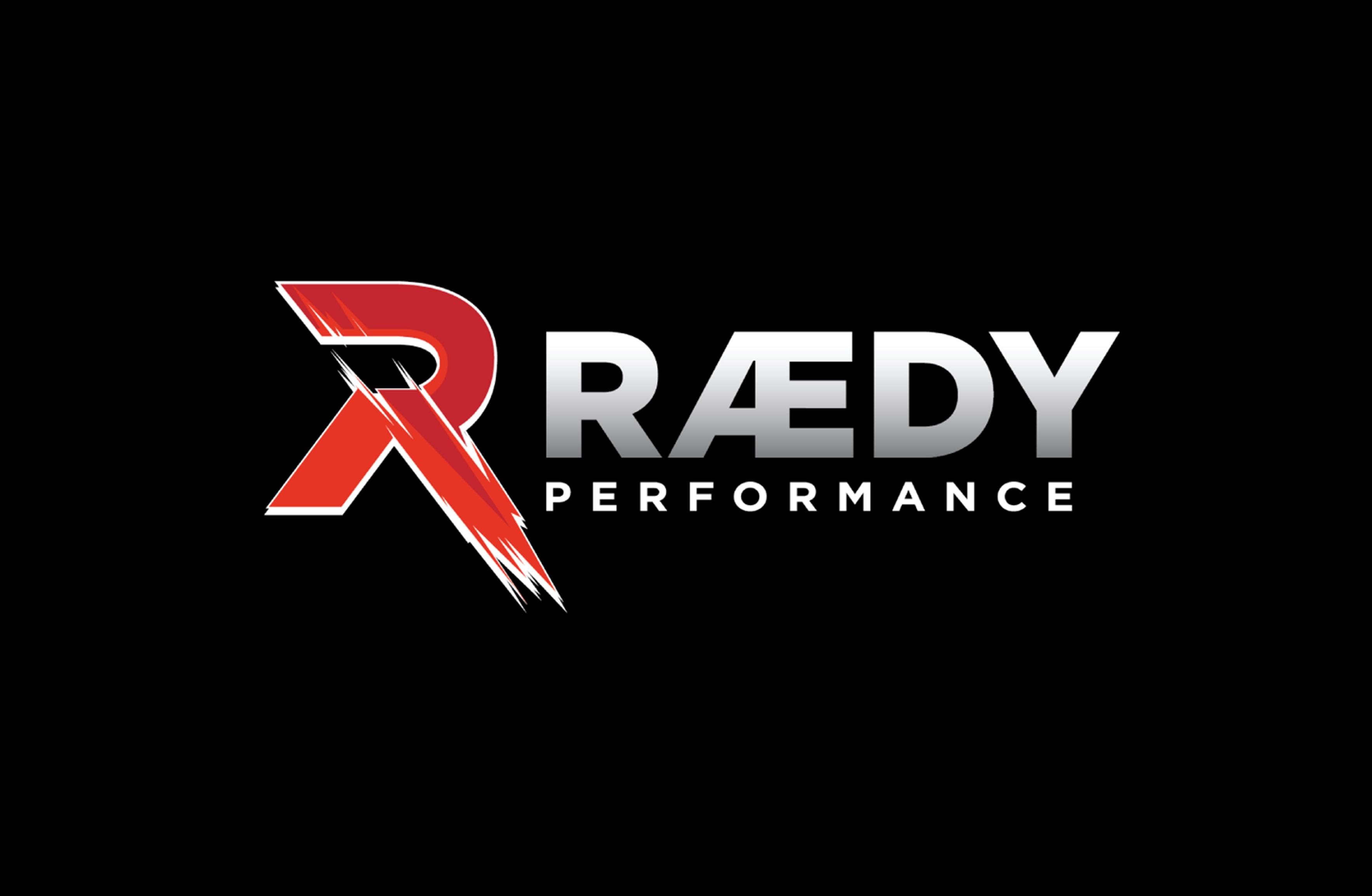 raedy performance image logo