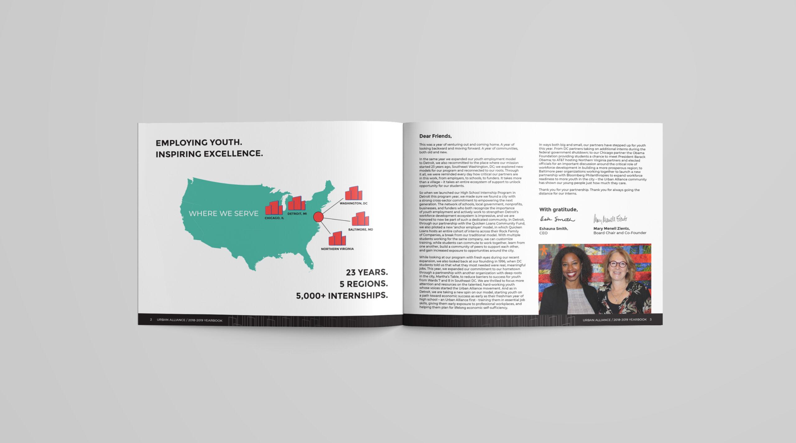 urban alliance magazine