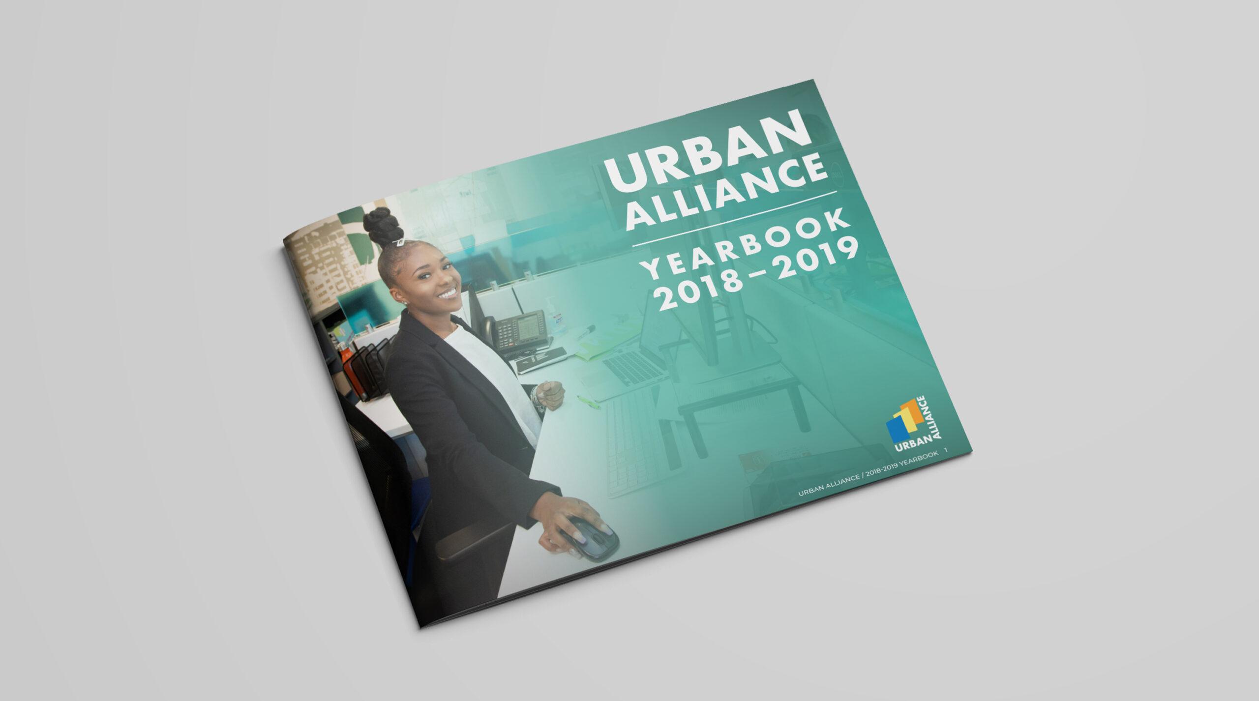 urban alliance yearbook