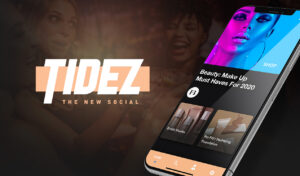 tidez the new social image| Tidez