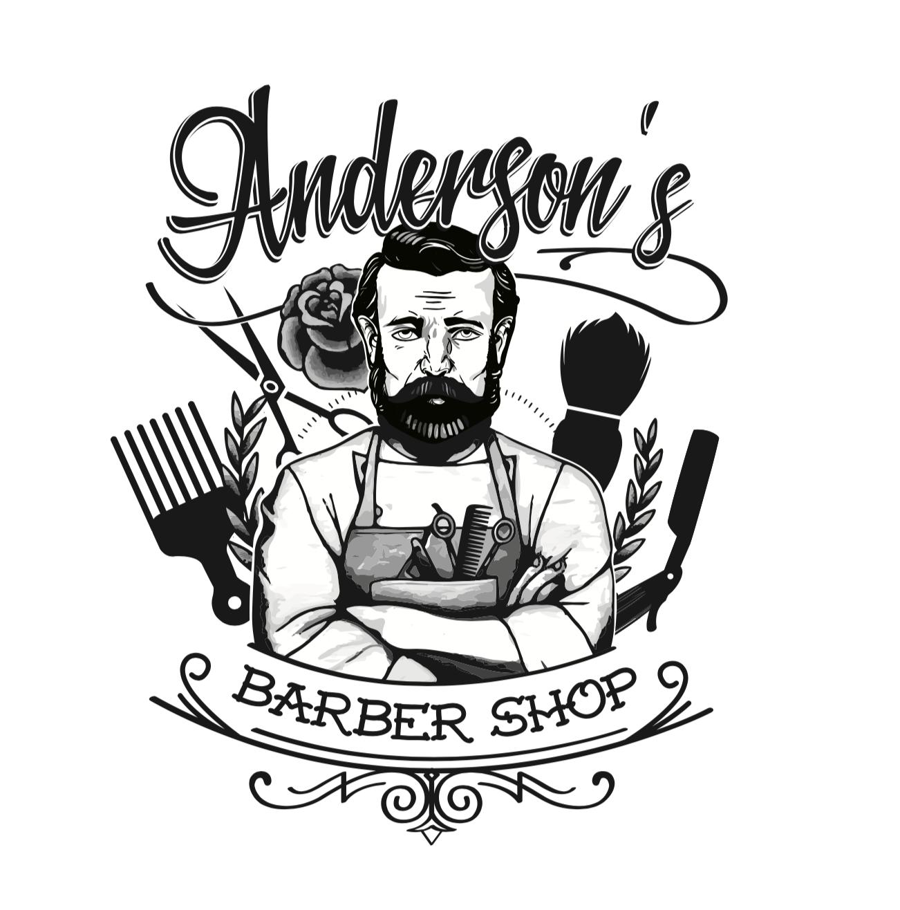 Anderson's Barber Shop by Dekree Studios
